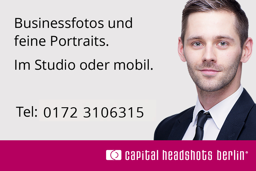 Businessfotos und feine Portraits